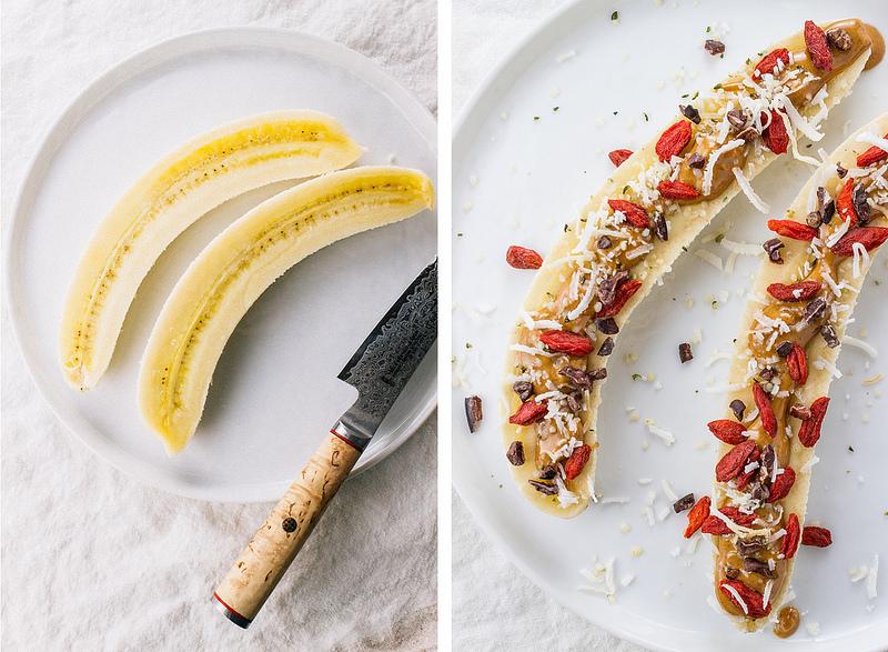 Быстрые и Полезные Банановые «Лодки»