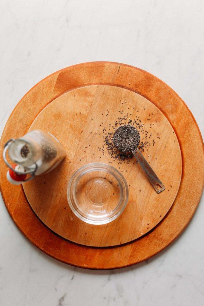 Простой Рецепт Яйца из Семян Чиа