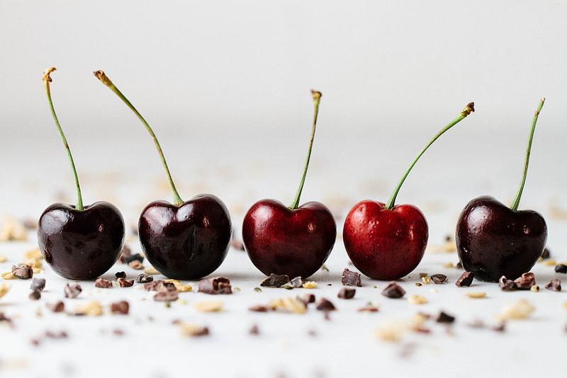 Шоколадно-Вишневый Смузи