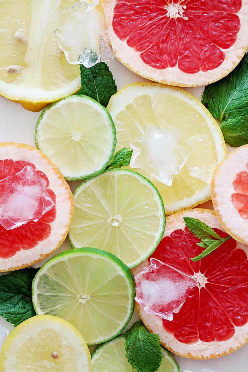 Витаминный Смузи из Цитрусовых