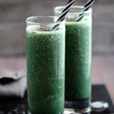 Зеленый Смузи для Гормонального Баланса