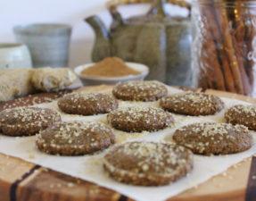 Имбирно-Коричное Печенье