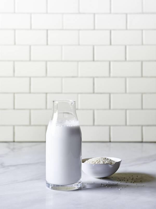 Кунжутное Молоко с Ванилью