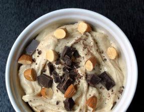 Миндально-Банановое Мороженое