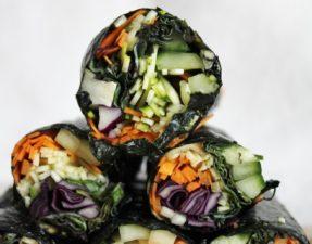 Овощные Роллы