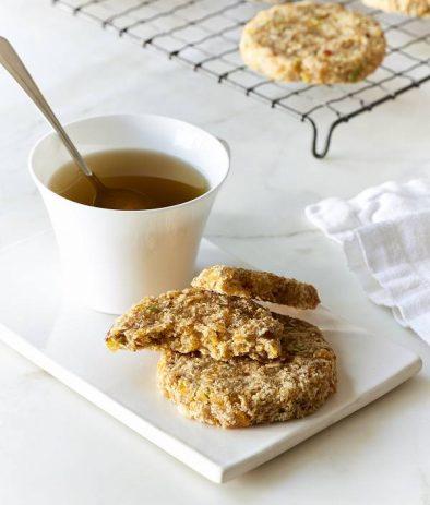 Овсяное Печенье с Абрикосом