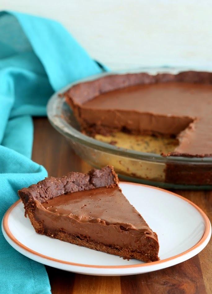 Шоколадный Кремовый Пирог