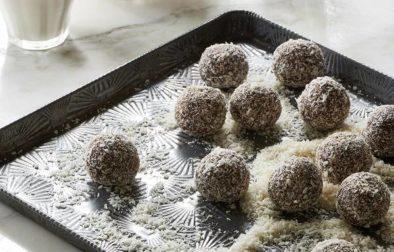 Шоколадно-Фруктовые Шарики