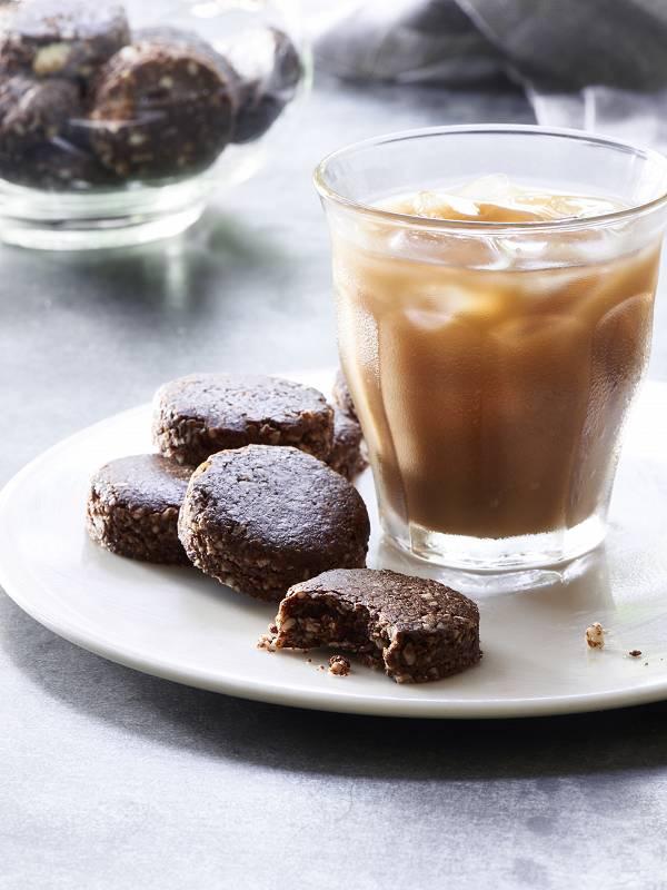 Шоколадно-Мятное Печенье