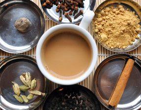 Чай со Специями по-Индийски