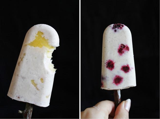 Фруктовое Мороженое из Кокосового Молока
