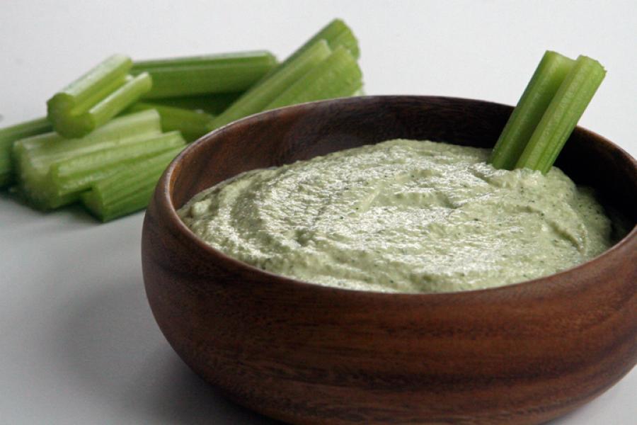 Хумус из Цукини
