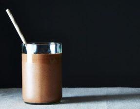 Лучший Шоколадный Молочный Коктейль