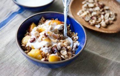 Ореховые Мюсли на Завтрак