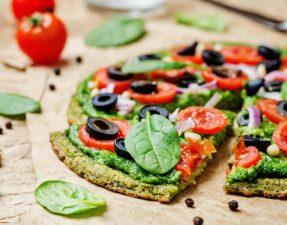 Основа для Пиццы из Цукини