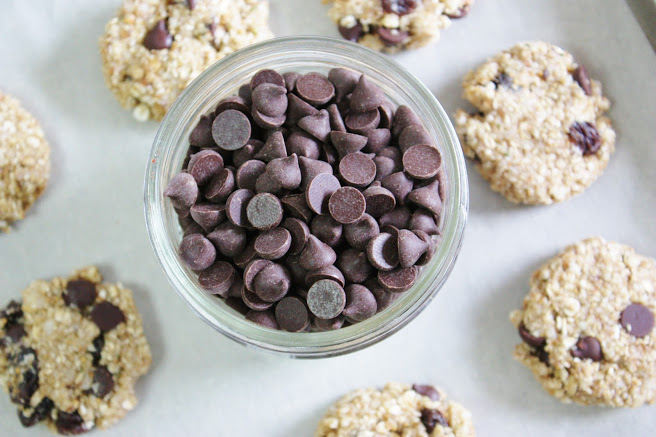 Шоколадное Печенье с Изюмом