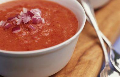 Традиционный Суп Гаспачо