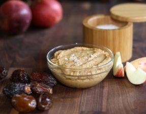 Яблочный Соус с Финиками