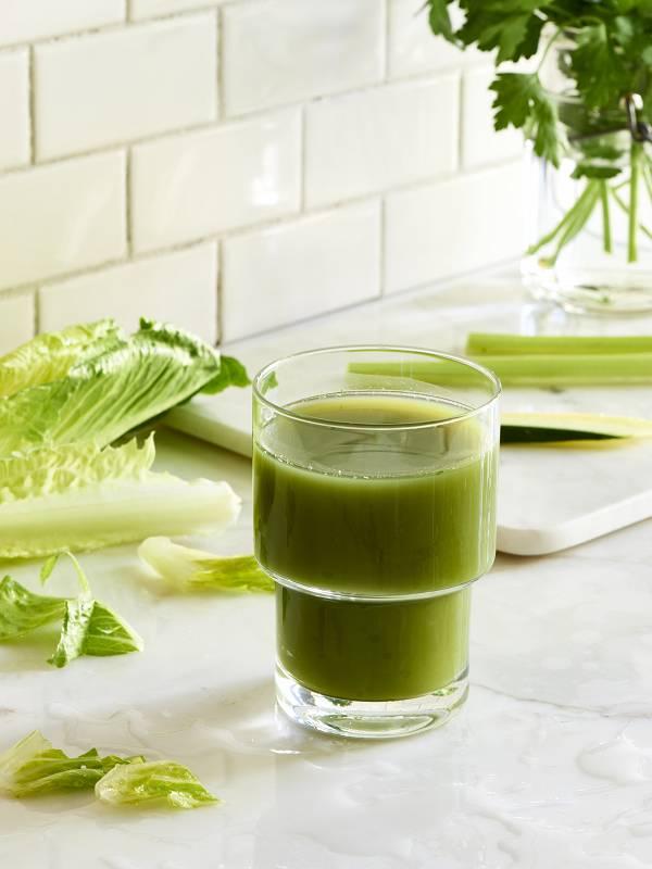 Зеленый Сок для Долголетия