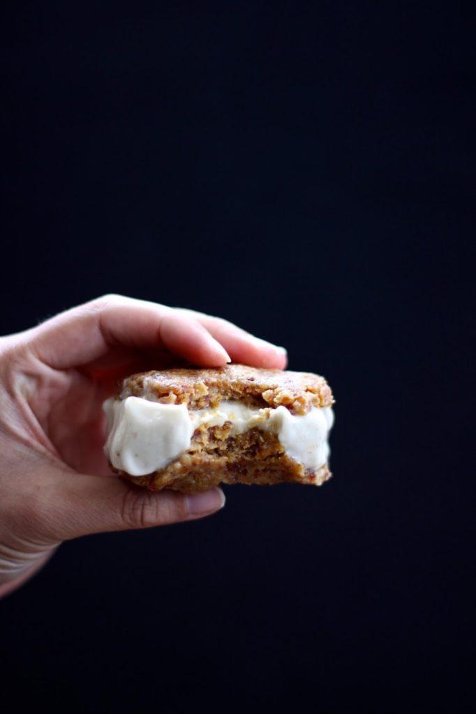 Арахисовые Сэндвичи с Морожеными