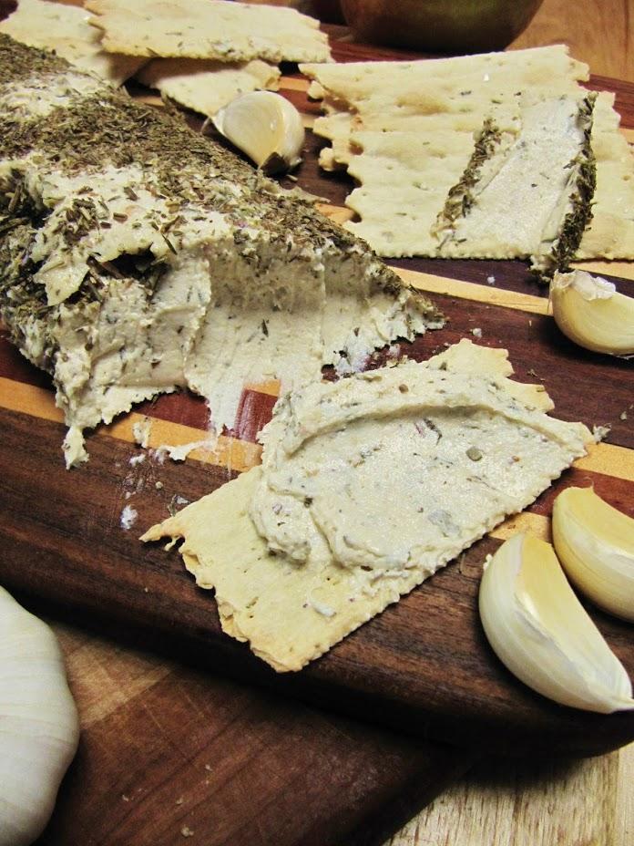 Ореховый Сыр с Прованскими Травами