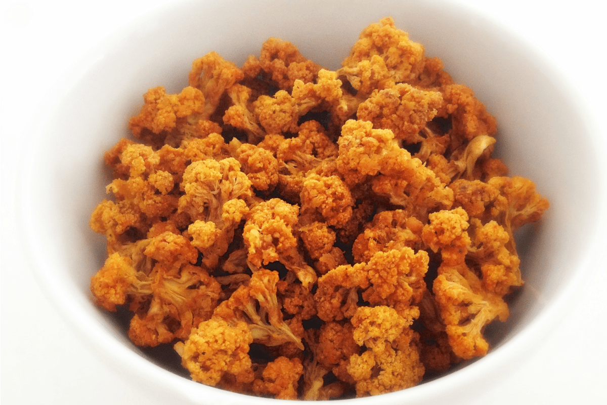 Попкорн из Цветной Капусты