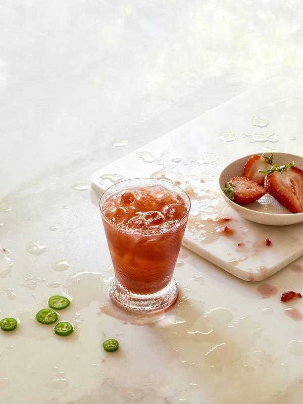 Сок из Одуванчиков и Ягод