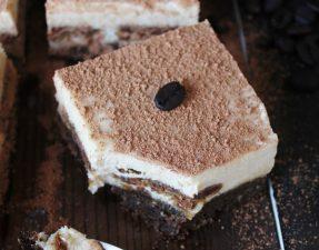 Сыроедческий Десерт Тирамису
