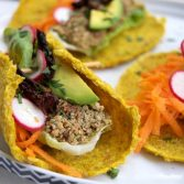 Мексиканские Тако из Кукурузных Тортилий