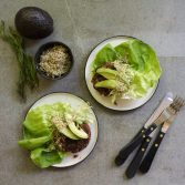 Овощные Бургеры на Зелени