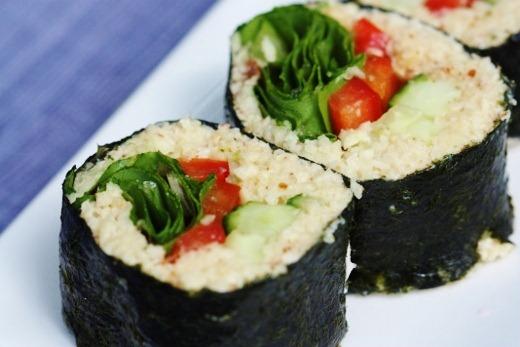 Рис из Пастернака для Суши