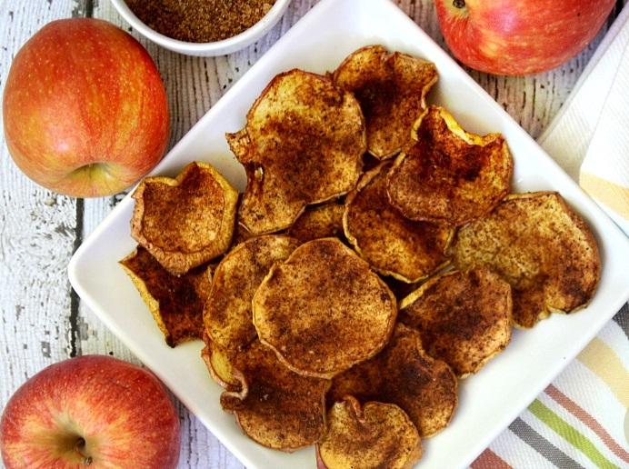 Яблочные Чипсы