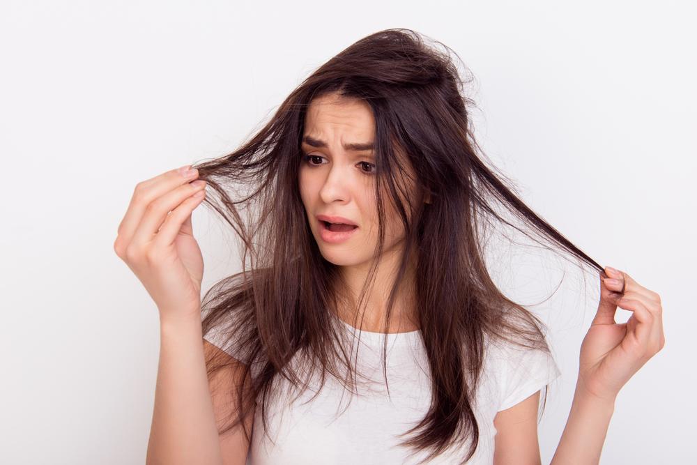 Проблемы с волосами, глазами и кожей на сыроедении