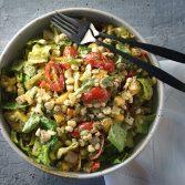 Сыроедческий Калифорнийский Салат