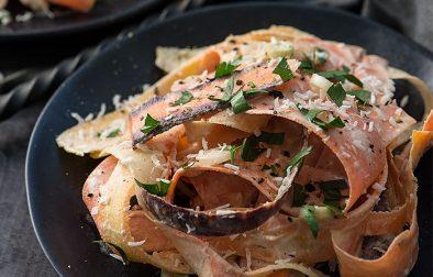 Сыроедческий Морковный Салат с Пряной Заправкой