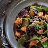 Сыроедческий Свекольно-Апельсиновый Салат