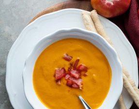 Двойной Сыроедческий Томатный Суп