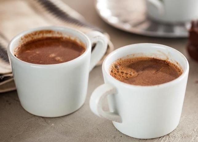 Простое Сыроедческое Какао