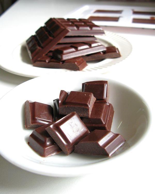 Простой Сыроедческий Шоколад