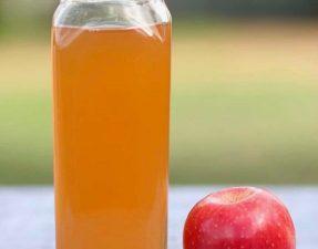 Сыроедческий Яблочный Уксус