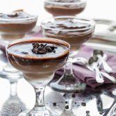 Простой Сыроедческий Шоколадный Мусс