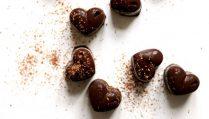 Сыроедческие Шоколадные Валентинки