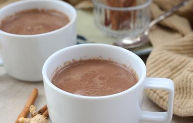 Сыроедческий Пряный Горячий Шоколад