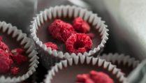 Сыроедческий Шоколад с Малиной