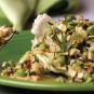 Сыроедческий Салат из Капусты и Горошка