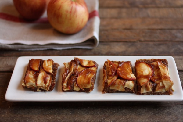 Карамельно-Яблочные Сыроедческие Пирожные