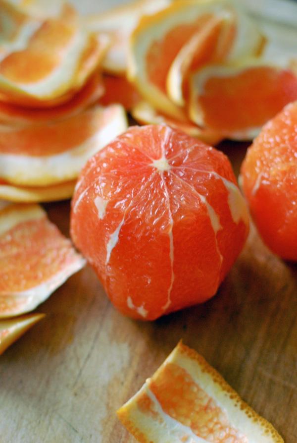 Сыроедческий Салат из Брюссельской Капусты и Апельсинов