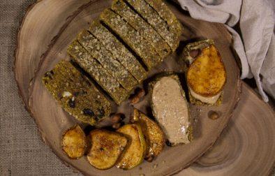 Сыроедческий Тыквенный Хлеб
