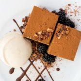 Сыроедческий Бананово-Шоколадный Десерт