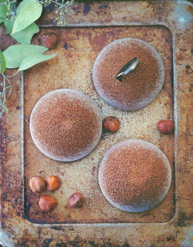Сыроедческий Десерт Тартуфо